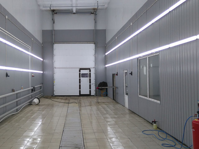 внутренний вид автомоек фото светильника